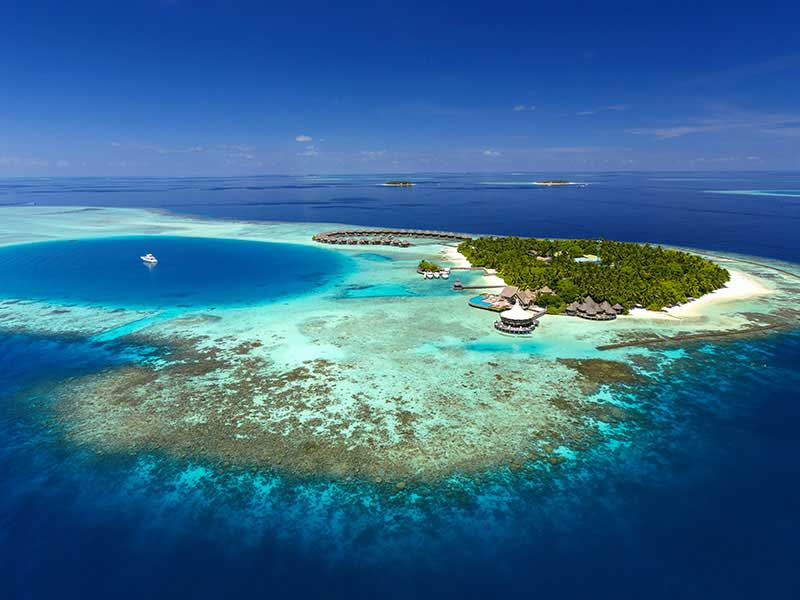 Maldives - Baros Maldives