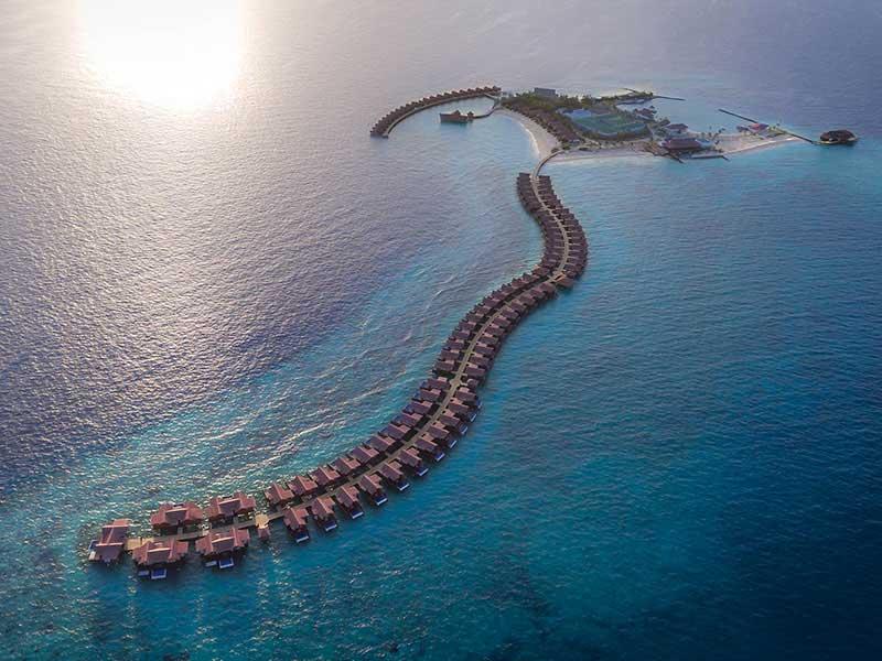 Maldives - Grand Park Kodhipparu Maldives