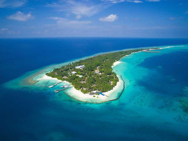 Maldives - Kuramathi Island Resort
