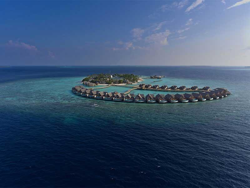 Maldives - Milaidhoo Island
