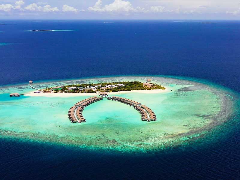 Maldives - Mövenpick Resort Kuredhivaru Maldives