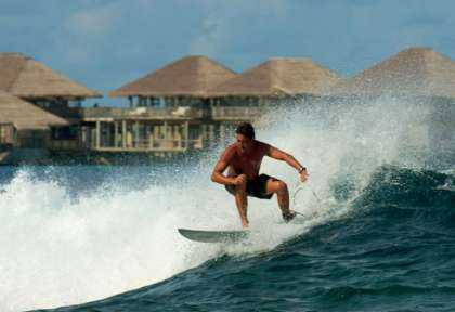 Surf - Six Senses Laamu